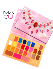 MAGU_Paleta de sombras Fancy Me 28 tonos - Amour Us_02 Maquillaje Ecuador