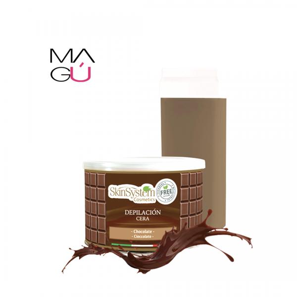 Cera Depilatoria Chocolate