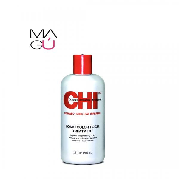 Chi ionic color lock treatment