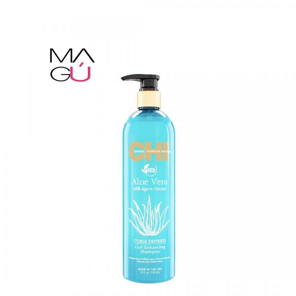 Chi shampoo Aloe Vera con néctar de Agave