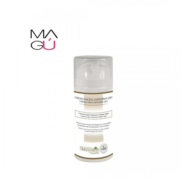 Crema Facial Coenzima Q10