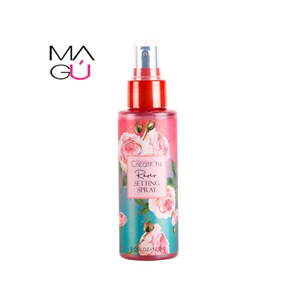 MAGU_ROSES SETTING SPRAY 120ml. -Beauty Creations
