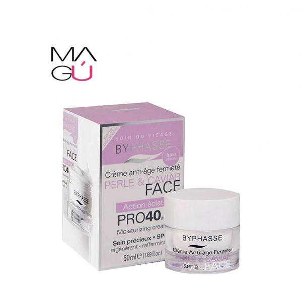 Rema facial Perle y Caviar Byphasse Pro40