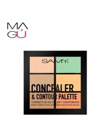 Correcting Contour Palette