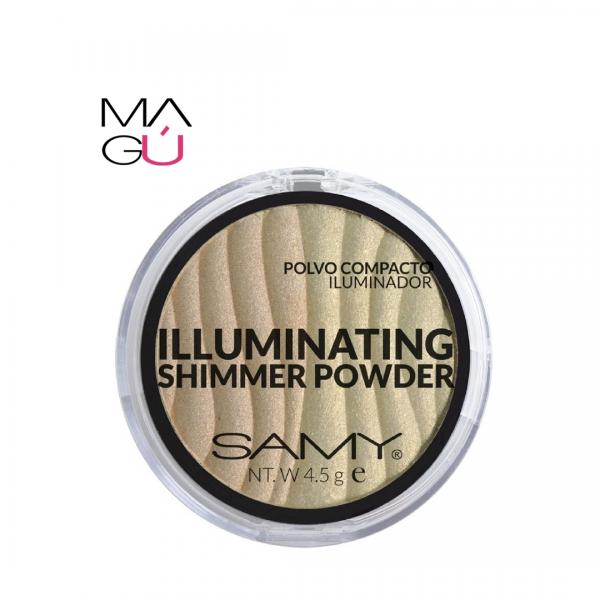 Illuminating Shimmer Powder
