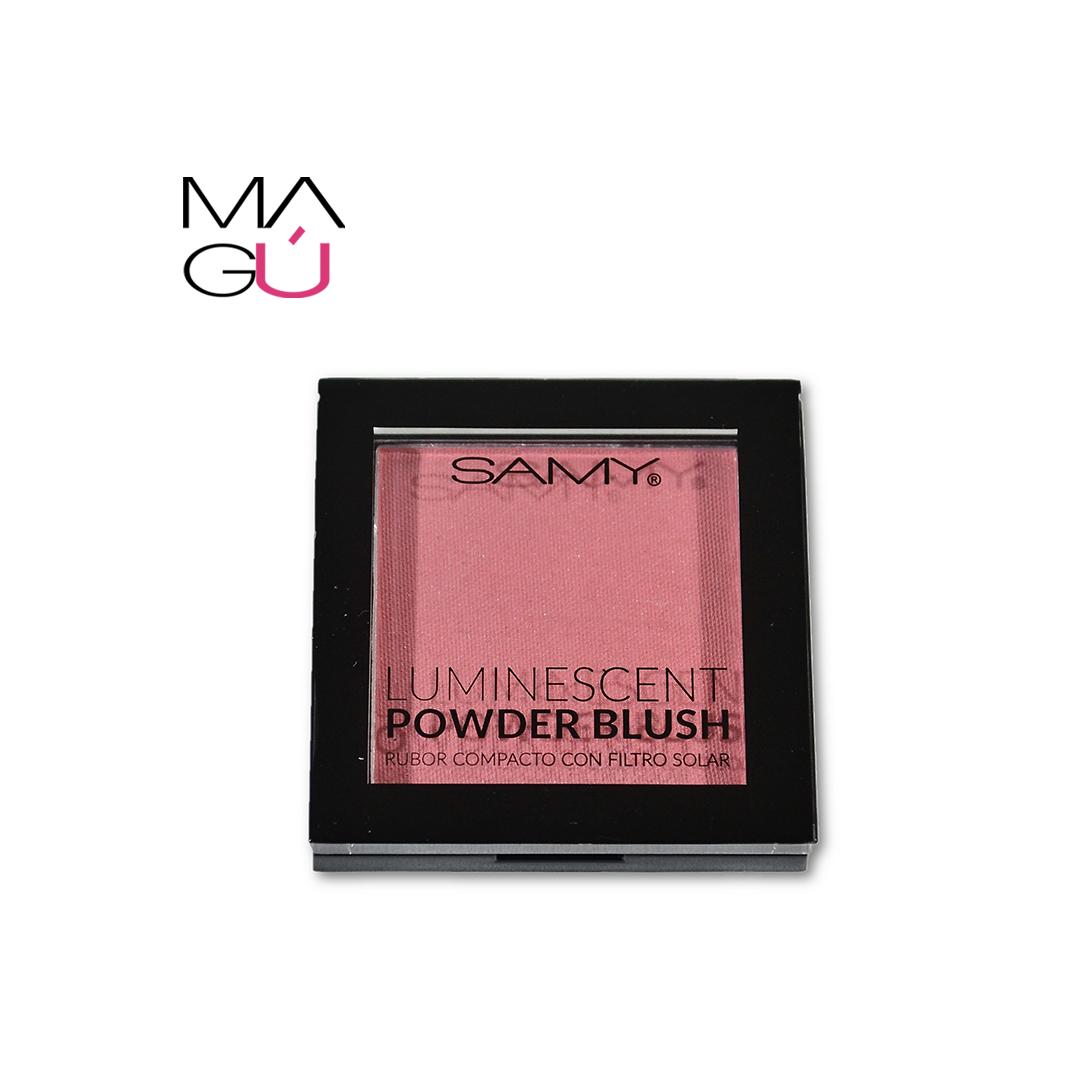 Luminiscent Powder Blush