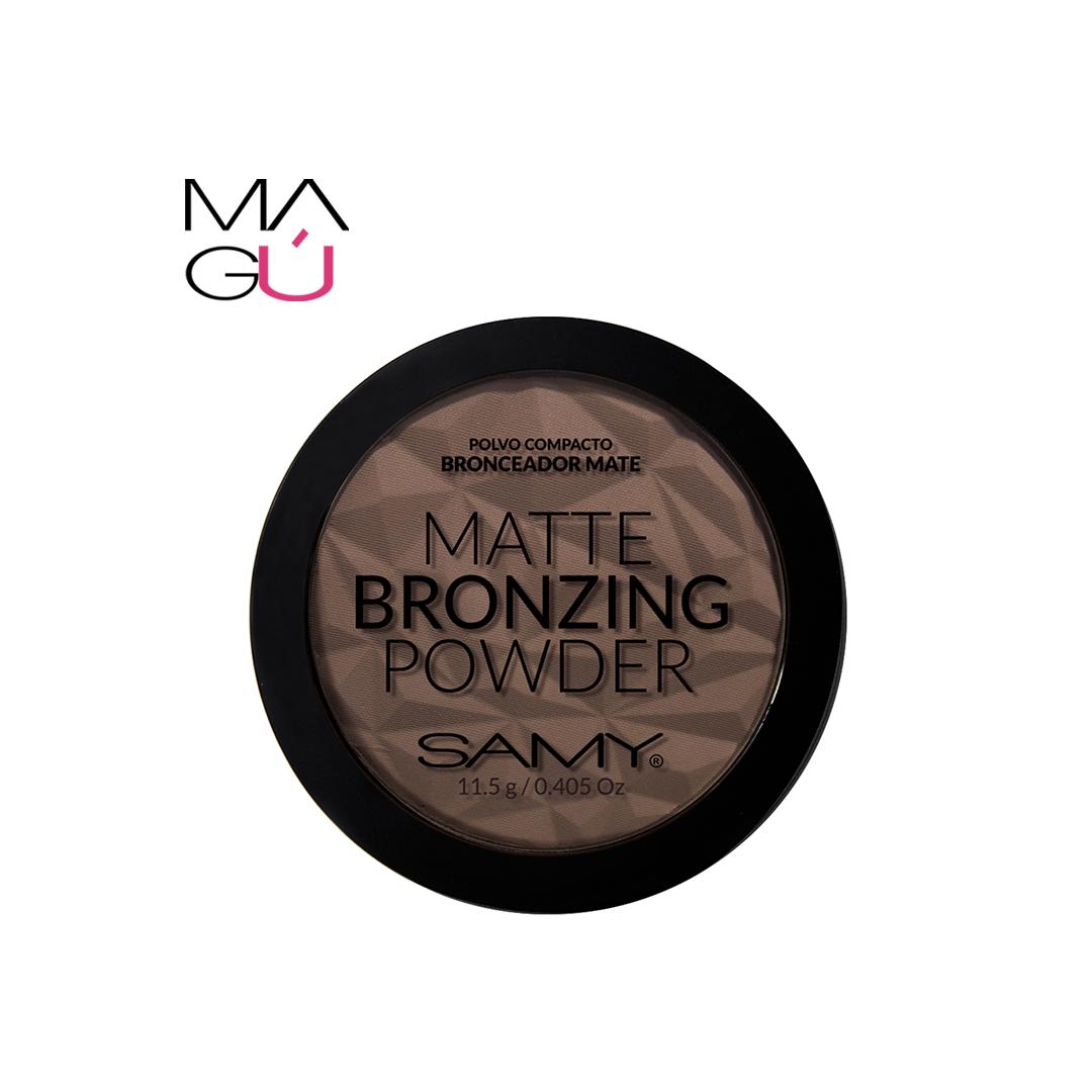 Matte Bronzer Countour