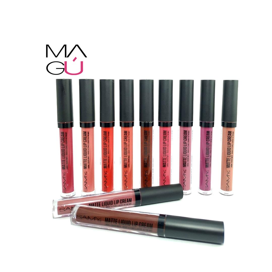 Matte Liquid Lip Cream