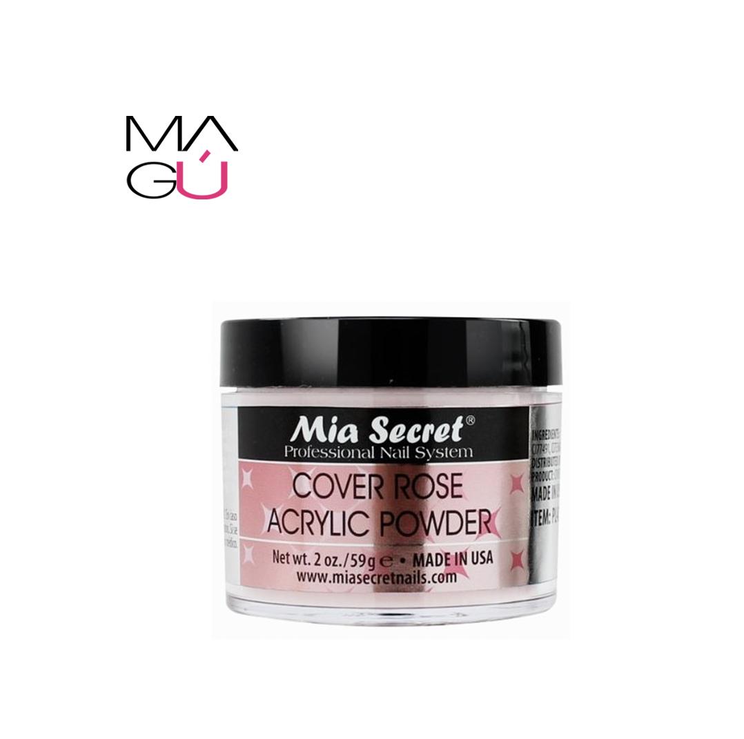 Acrílico Cover Rose Mia Secret 118gr
