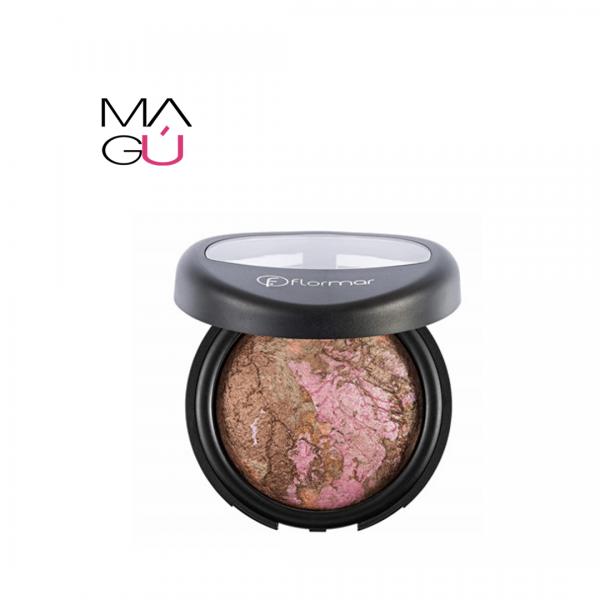 Baked blush on Pink Bronce marca Flormar