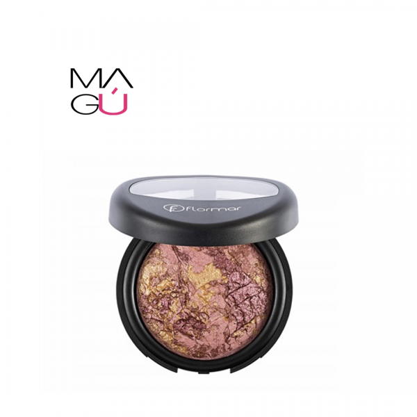 Baked blush on Touch Rose Marca Flormar