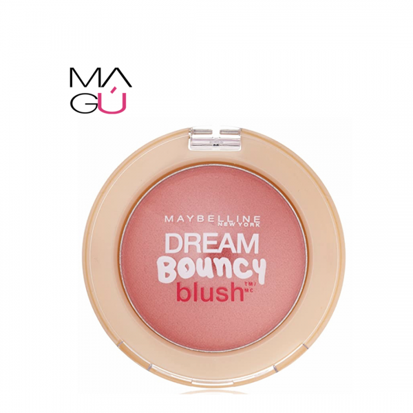 Blush Dream 40 Pink Plum Bouncy Maybelline