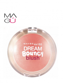 Blush Dream Bouncy 20 Peach Satin Maybelline