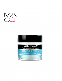 Clear Acrilic Powder Mia Secret 30gr