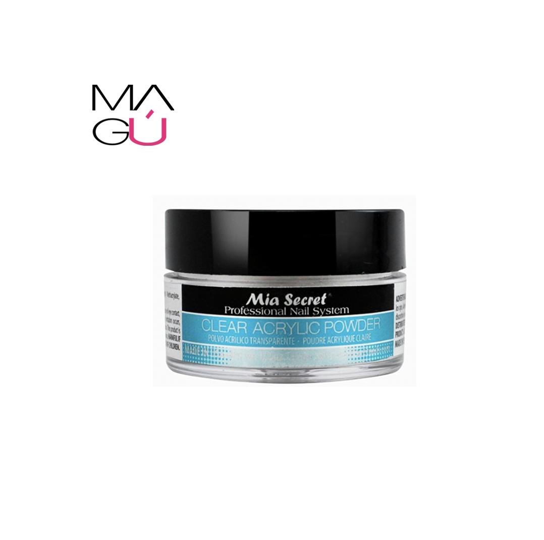 Clear Acrylic Powder Mia Secret Mia Secret 15gr