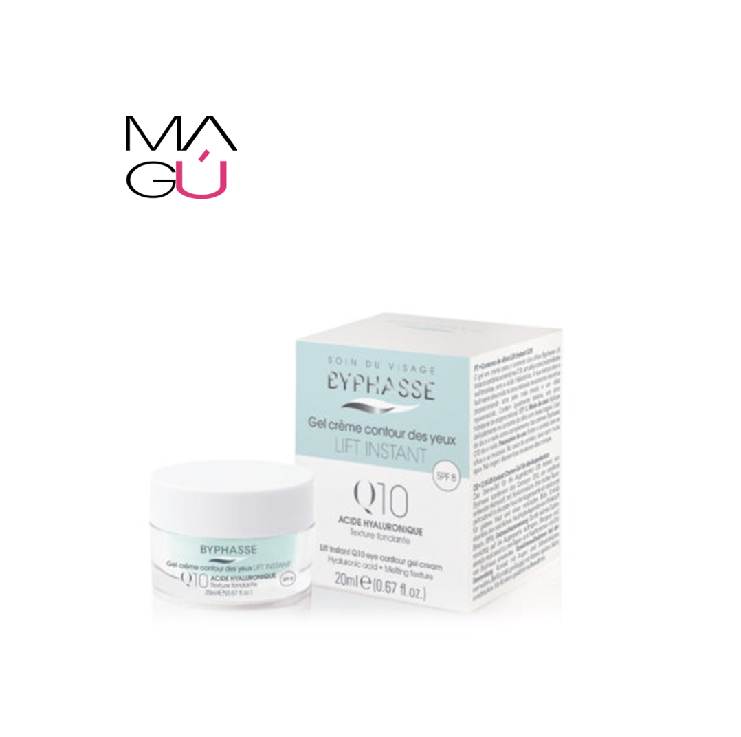 Crema contorno de ojos Lift instant Q10 eyes gel cream pyphasse 150ml