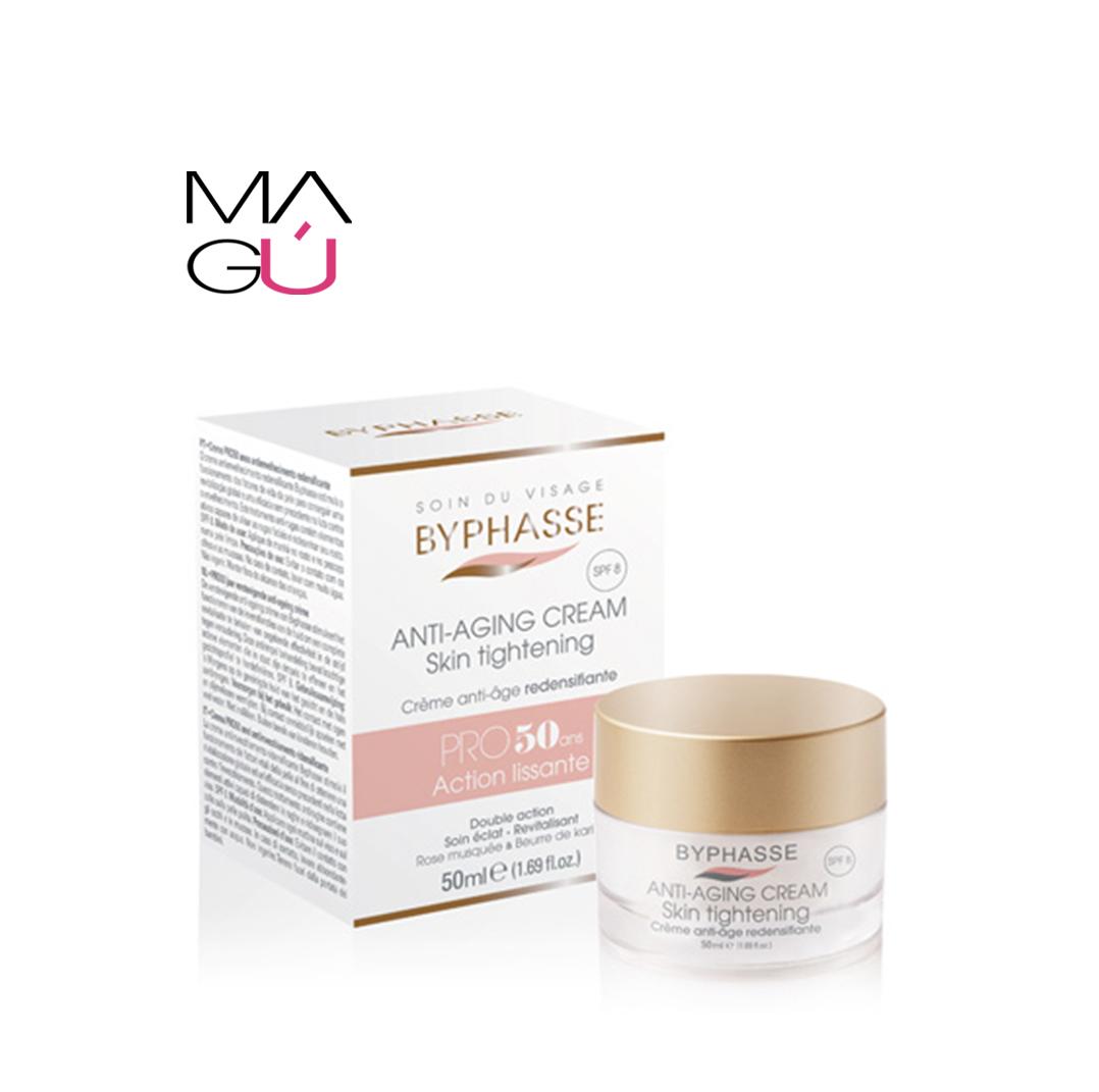 Crema facial Pro 50 Anti-aging cream Byphasse 50 ml
