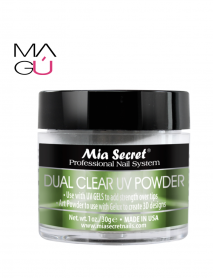 Dual Clear UV Powder Mia Secret 30gr.