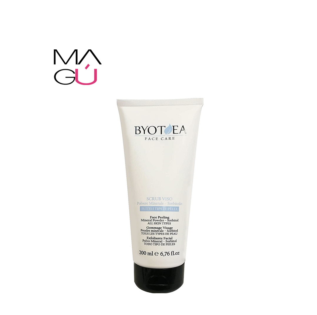 Exfoliante facial Byothea 200ml