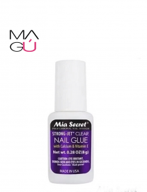 Goma Brush -on clearness nail gel resin Mia Secret 14gr