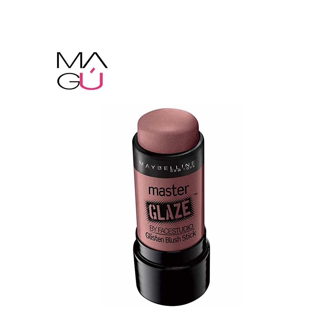Lápiz Rubor Glaze Glisten Blush Stick Maybelline
