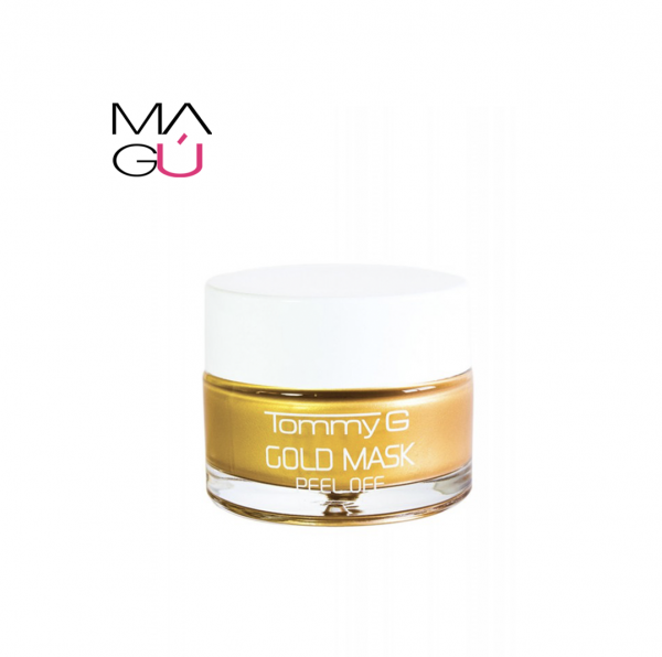 Mascarilla Facial Tommy G Gold mask peel off 23.99 50ml