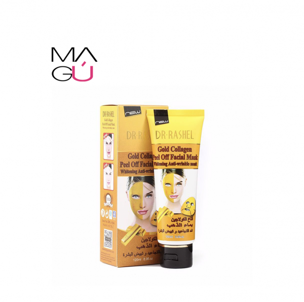 Mascarilla Gold Collagen Peel Off Facial Mask 80ml