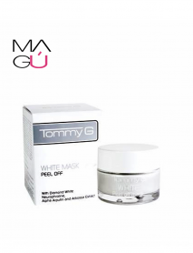 Mascarilla White Mask peel off Tommy G 50ml