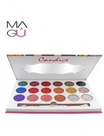 Paleta de Sombras Calinda marca Candice Cosmetics