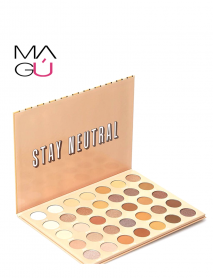 Paleta de sombras para ojos Stay Neutral Lurella Cosmetics