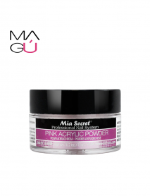 Pink Acrilic Powder Mia Secret 15gr