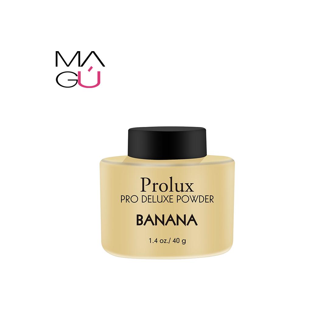 Polvo traslúcido banana Prolux