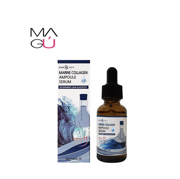 Serum Colageno Marino Intense Solution Ampoule Dearderm