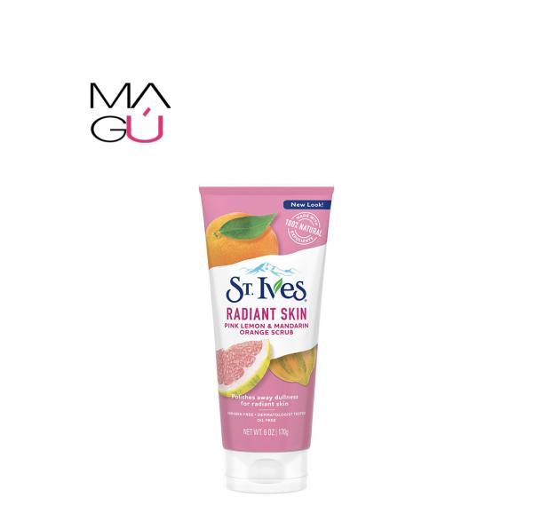 St.Ives Radiante Skin Pink 170g