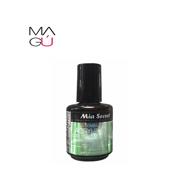 Acrilic Gel Under UV lamp led Mia Secret 9.99