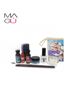 BRUSH -ON CLEAR ACRYLIC & GEL KIT MIA SECRET 28,99