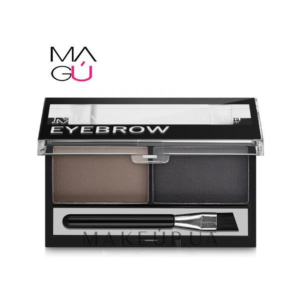 MAGU-Eyebrow-Powder-Matte-DoDo-Girl_01 Maquillaje Ecuador