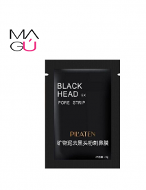 Mascarilla Para Puntos Negros Pilaten Blackhead Pore Strip 6g