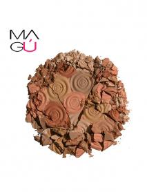 MAGU_Milani Polvo Facial Iluminador Hermosa Rose_01 Maquillaje Ecuador
