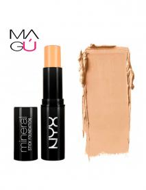 MAGU_Nyx Mineral Foundation Stick 01 maquillaje Ecuador