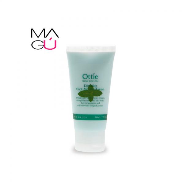 MAGU_Ottie Crema Hidratante Para Pies 80ml