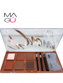 MAGU_Paleta de Cejas SFR Color Professional Brows Eyebrow_01