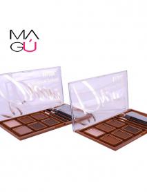 MAGU_Paleta de Cejas SFR Color Professional Brows Eyebrow_01 Maquillaje Ecuador
