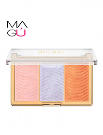 Palete Iluminador Milani Stellar Lights 02 Holographic Beams