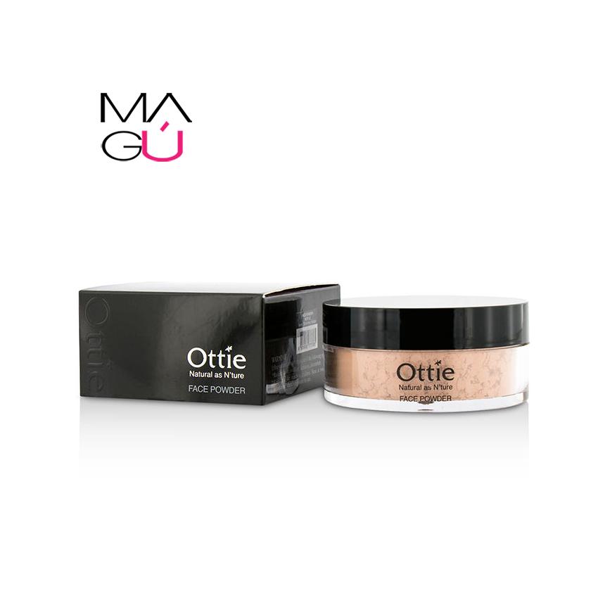 MAGU_Polvo Suelto Face Powder Ottie_01 Maquillajes Ecuador