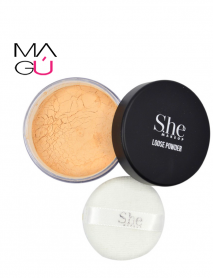 MAGU_Polvo Suelto She Makeup Loose Powder 9g