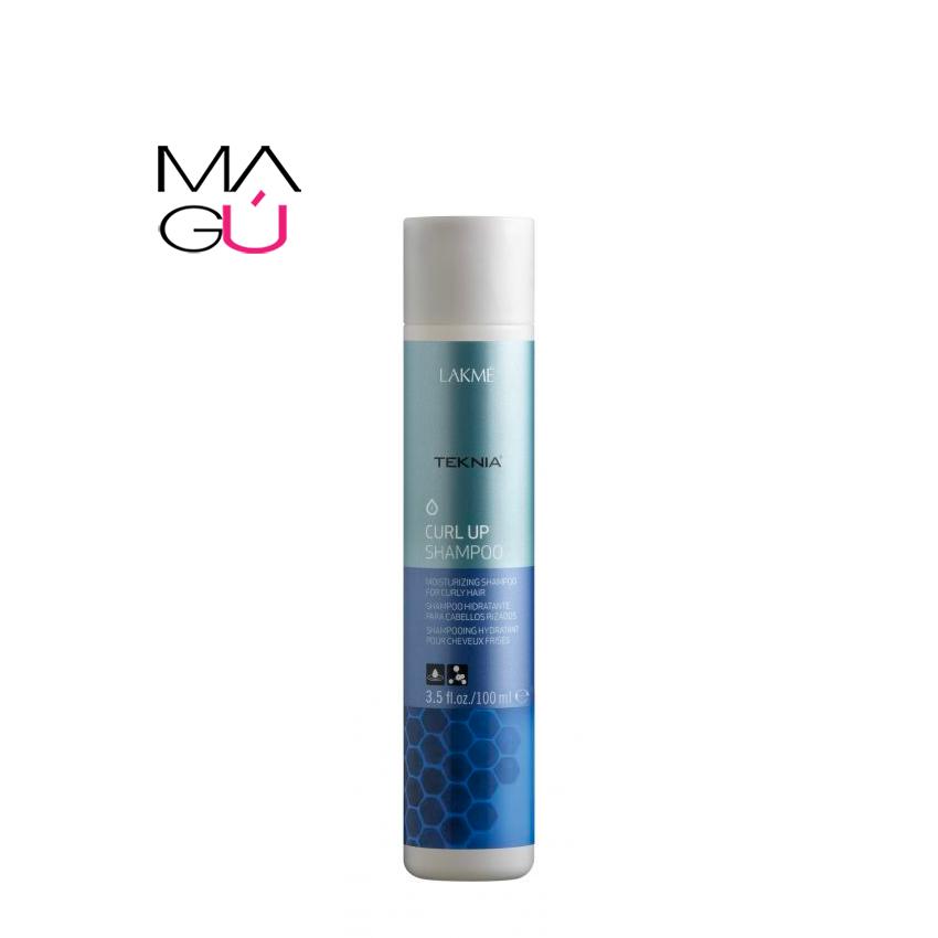 MAGU_Shampoo Teknia Curl Up Shampoo Lakme 100 Ml