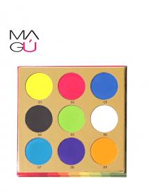 Rainbow II Generation Makeup