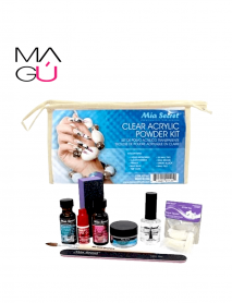 Set Polvo Acrilico Clear AcrylicPowder Kit Mia Secret 28.99
