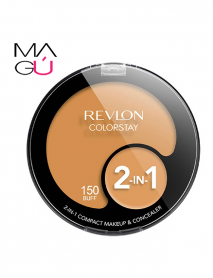 Base Revlon Colorstay 2-in-1 Compact Makeup & Concealer